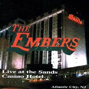 The Embers  Live At The Sands Atlantic City, N.J.