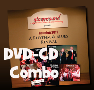 G-Town Sound CD/DVD Combo