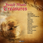 Beach Music Treasures - Various  Artists