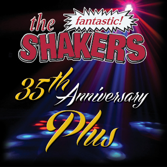 Triple CD - Fantastic Shakers 35th Anniversary Plus