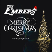 Embers 2019 Christmas CD